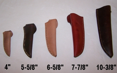 Knife Sheaths by RE
