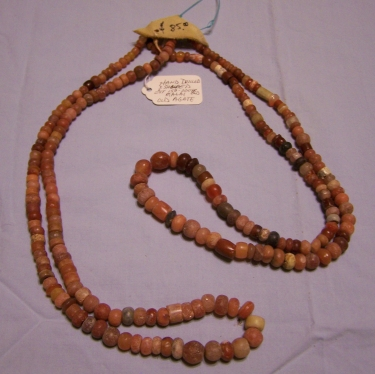 Beads, Malai Old Agate