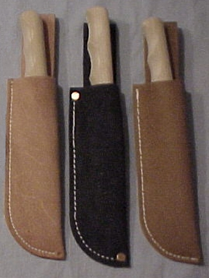 Wooden Knife with Sheath